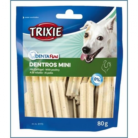 Trixie PRZYSMAK DLA PSA  Dentros Mini Light 80g.-5528